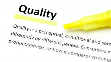 Definition of quality